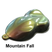 KF-06 Mountain Fall Color Changing Chameleon Paint Car Kit