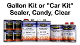 600 Series Kandy Graphic Color Car Kit