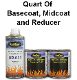 500 Series, Quart of Basecoat, Midcoat and Reducer