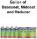 500 Series, Gallon of Low VOC Basecoat, Midcoat and Reducer