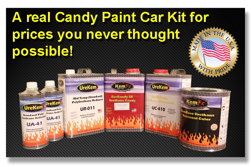 Eyekandy candy paint car kit kandy paint autos weblog