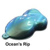 KF-03 Ocean's Rip Chameleon Paint Car Kit