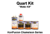 KonFusion Chameleon Motorcycle Paint  Kit