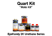 EyeKandy Kandy Paint Motorcycle Paint Kit