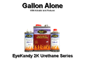 EyeKandy 2K Urethane Kandy Auto Paint Gallon Kit
