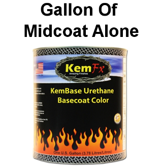 500 Series, Gallon of Midcoat Alone