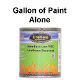 500 Series, Gallon of Low VOC Basecoat Alone