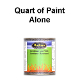 500 Series, Quart of Low VOC Midcoat Alone